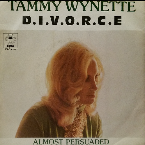 TAMMY WYNETTE D.I.V.O.R.C.E
