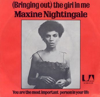 MAXINE NIGHTINGALE THE GIRL IN ME IMPORT