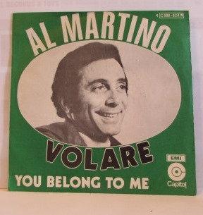 AL MARTINO VOLARE