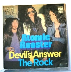 ATOMIC ROOSTER DEVIL'S ANSWER IMPORT