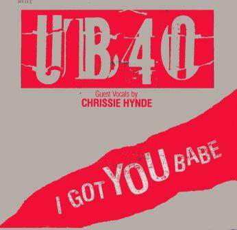 UB40 I GOT YOU BABE  GERMAN ISSUE