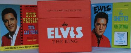 ELVIS PRESLEY CD BOX SET