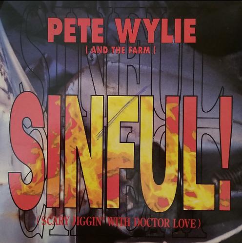 PETE WYLIE SINFUL!