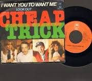 CHEAP TRICK I WANT YOU TO WANT ME  DUTCH IMPORT
