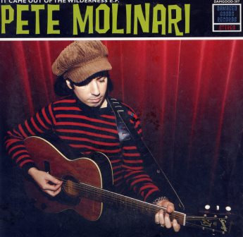 PETE MOLINARI IT CAME OUT OF THE WILDERNESS