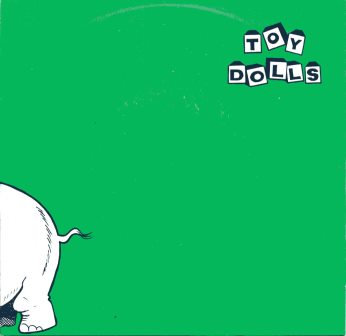 TOY DOLLS NELLIE THE ELEPHANT 7""