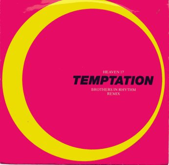HEAVEN 17 TEMPTATION BROTHERS IN RHYTHM REMIX