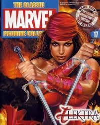 MARVEL FIGURINE COMIC ISSUE 17