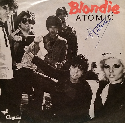 BLONDIE ATOMIC