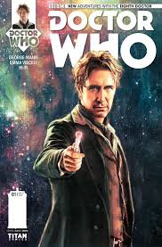 DOCTOR WHO COMIC 01