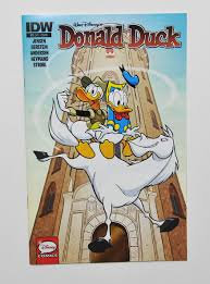 DONALD DUCK COMIC #7 (374)