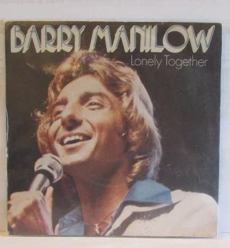 BARRY MANILOW LONELY TOGETHER