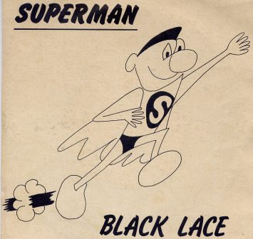BLACK LACE SUPERMAN