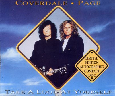 COVERDALE-PAGE TAKE A LOOK AT YOUSELF