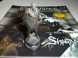 LORD OF THE RINGS CHESS PIECE SHAGRAT 14