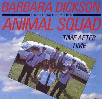 BARBARA DICKSON TIME AFTER TIME
