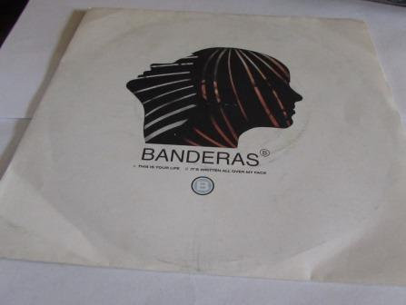 BANDERAS THIS IS YOUR LIFE 90'S DANCE TUNE