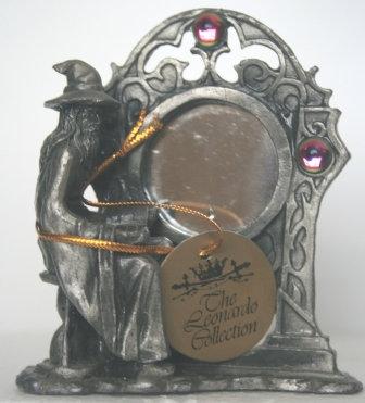 MERLIN THROUGH GLASS LEGENDS & DREAMS BY LEONARDO