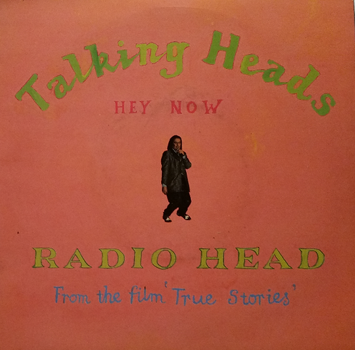 TALKING HEADS HEY NOW