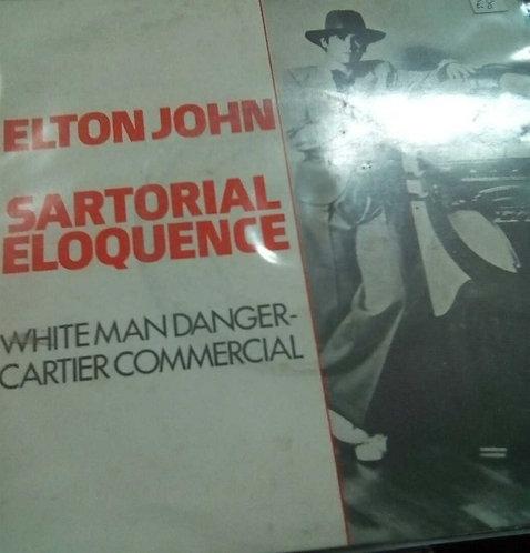 ELTON JOHN SARTORIAL ELOQUENCE  RARE SPANISH ISSUE