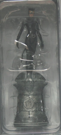 CATWOMAN WHITE QUEEN CHESS PIECE ISSUE NUMBER 5