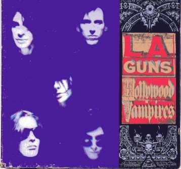 L A GUNS HOLLYWOOD VAMPIRES