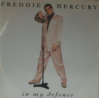 freddy mercury in my defence