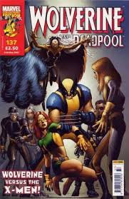 WOLVERINE AND DEADPOOL 137