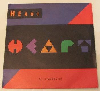 HEART ALL I WANNA DO