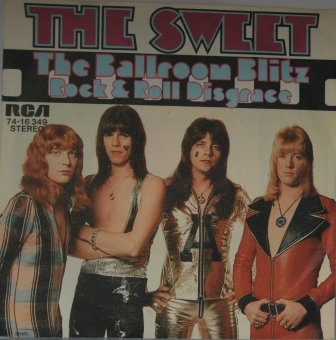 THE SWEET BALLROOM BLITZ GERMAN ISSUE
