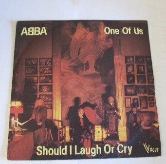 ABBA ONE OF US FRENCH