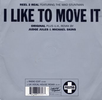 REAL 2 REAL I LIKE TO MOVE IT