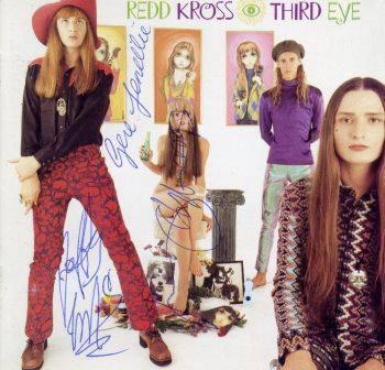 RED KROSS THIRD EYE AUTOGRAPHED CD