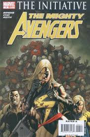 THE MIGHTY AVENGERS 6