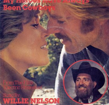 WILLIE NELSON MY HEROES