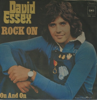 DAVID ESSEX  GONNA MAKE YOU A STAR IMPORT ISSUE
