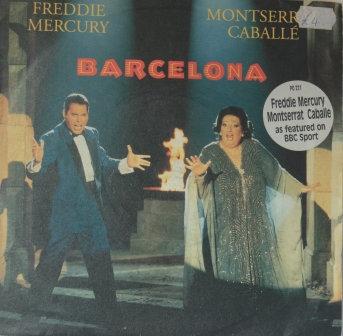 FREDDY MERCURY BARCELONA