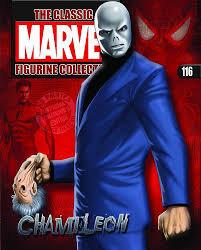 MARVEL FIGURINE COMIC ISSUE 116