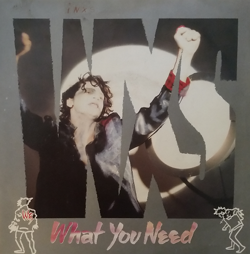 INXS WHAT YOU NEED