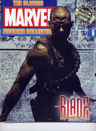MARVEL FIGURINE COMIC ISSUE 6