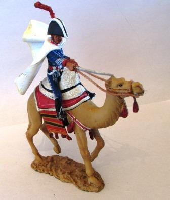 OFFICER FRENCH CAMEL CORPS 1798