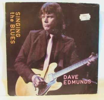 DAVE EDMUNDS SINGING THE BLUES
