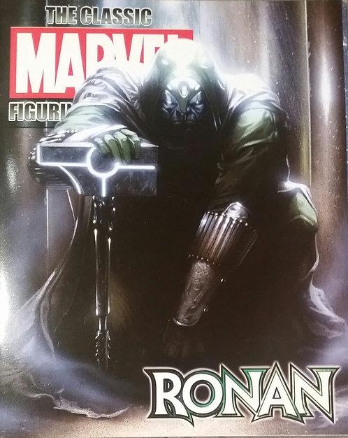 MARVEL FIGURINE COMIC RONAN