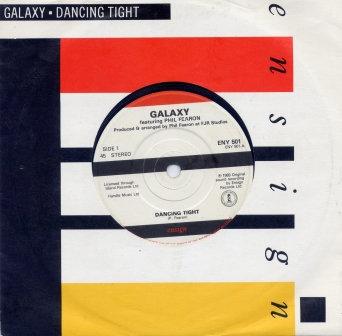 GALAXY DANCING TIGHT