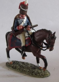 TROOPER RUSSIAN PAVLOGRAD  HUSSARS 1812