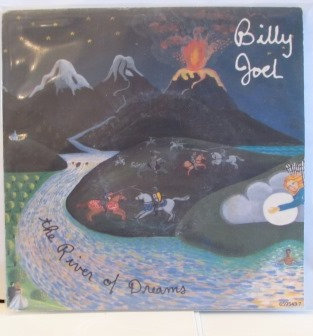 BILLY JOEL THE RIVER OF DREAMS  IMPORT