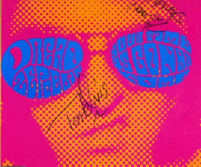DRED ZEPPLIN UR TIME IS GONNA COME AUTOGRAPHED CD