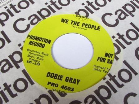 DOBIE GRAY WE ARE PEOPLE
