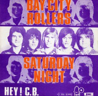 BAY CITY ROLLERS SATURDAY NIGHT