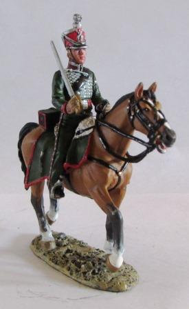 CORPORAL FRENCH GUARDS OF HONOR 1814